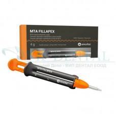 Биокерамичен Сийлър с МТА за запълване на коренови канали - Fillapex 4гр.