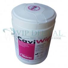 Кърпи за бърза дезинфекция Cavi Wipes - 160бр.